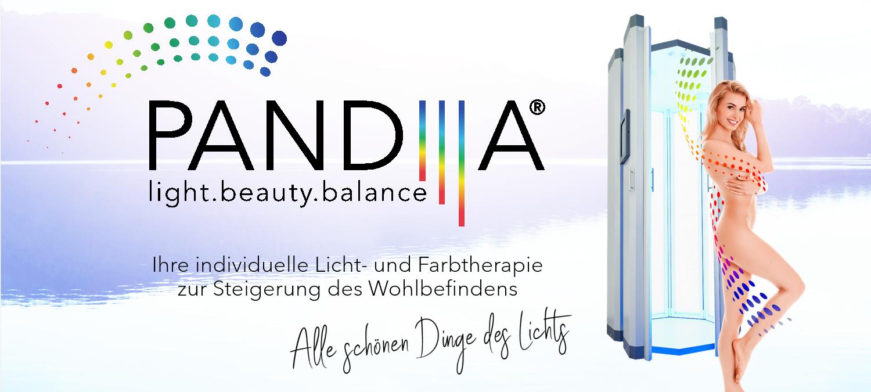 PANDIIIA- Startseite - Lichttherapiegeraet